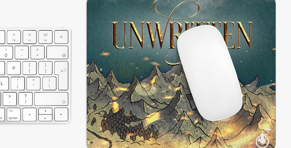 Mousepad - Unwritten / The Zweeshen - Authors Collection