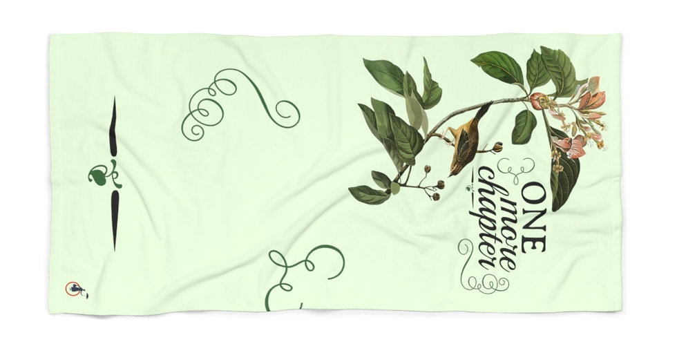 Beach Towel - 1+CH - Cottage Collection