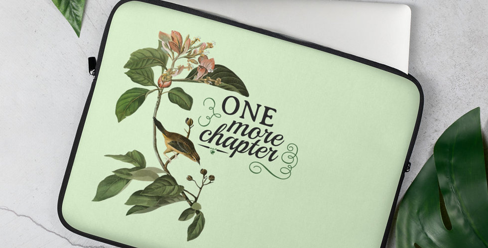Laptop Sleeve - 1+CH - Cottage Collection