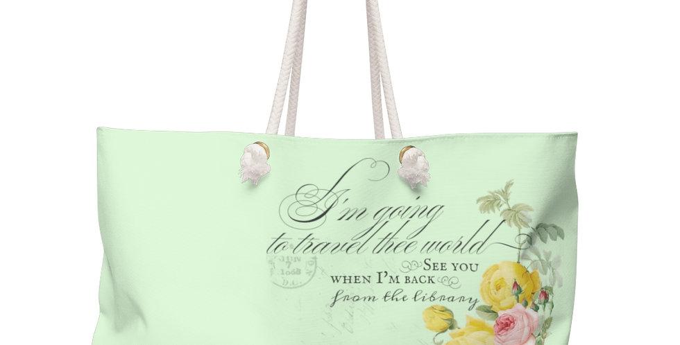 Weekender Bag - Joyride - Ballet Collection
