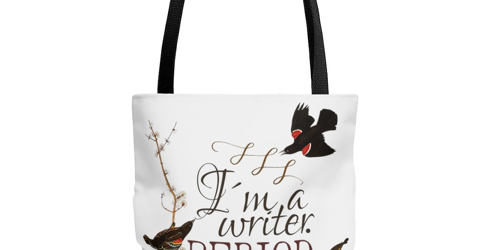 Tote Bag - Claim it (White) - Cottage Collection