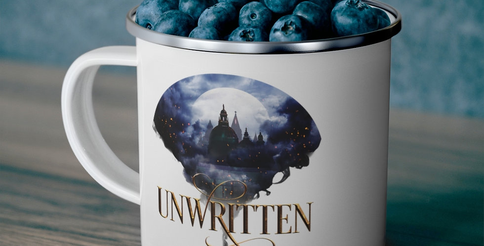 Camping Mug - Unwritten - Authors Collection