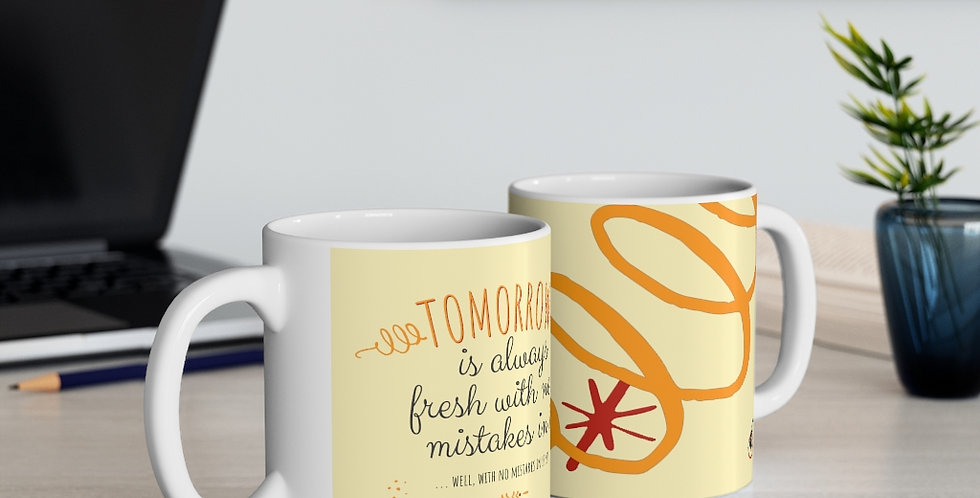 Mug - Oh my Montgomery - Carrousel Collection