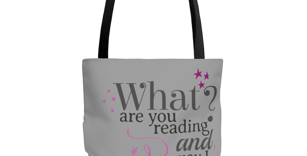 Tote Bag - Bye Bye - Carrousel Collection
