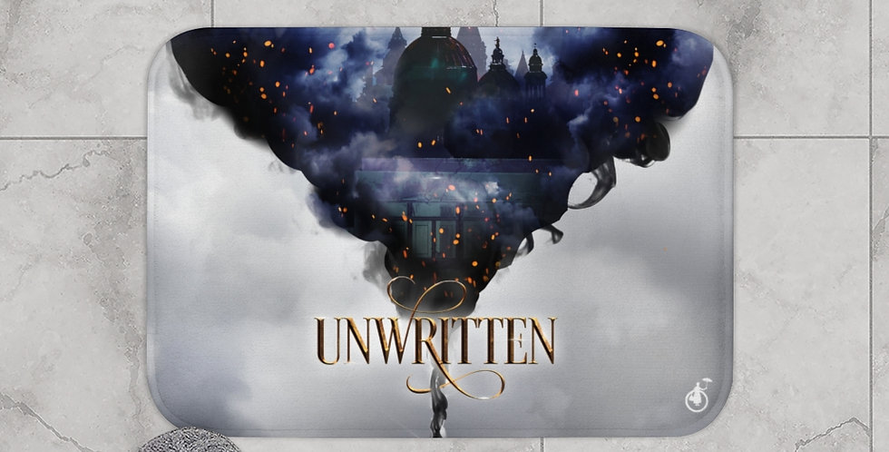 Bath Mat - Unwritten - Author Collection