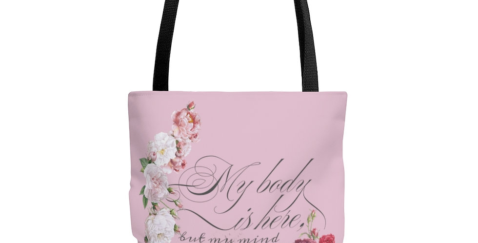 Tote Bag - Mind & Body - Ballet Collection
