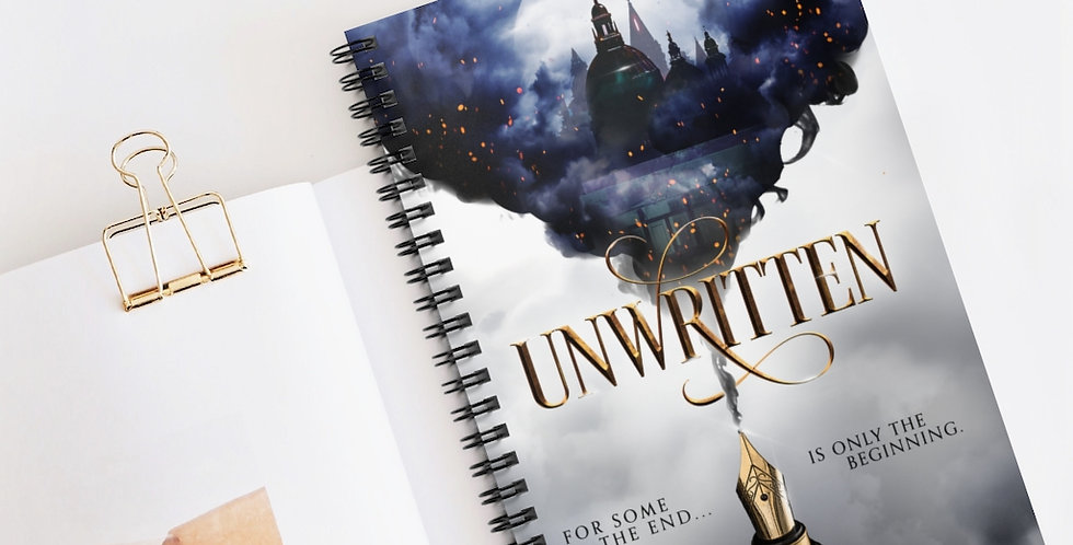 Notebook - Unwritten - Authors Collection