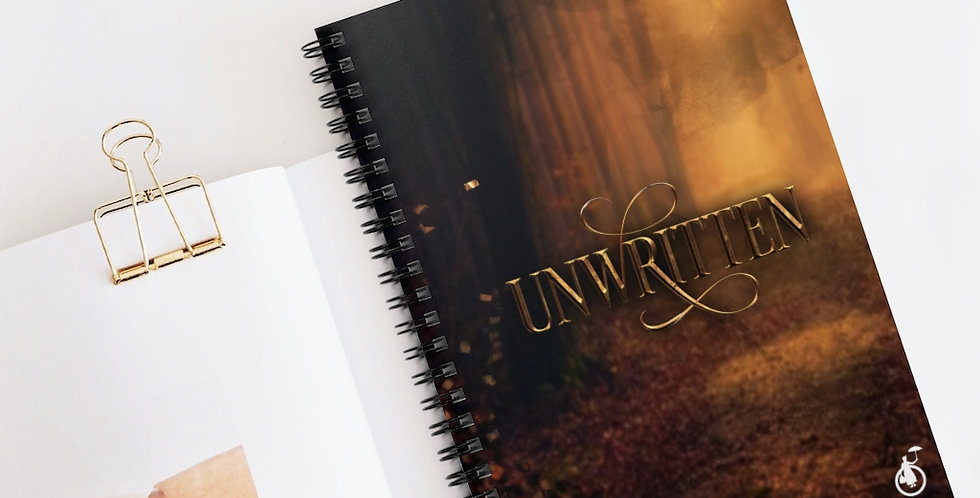 Notebook - Unwritten / Forest - Authors Collection