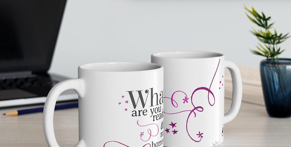 Mug - Bye Bye (White) - Carrousel Collection