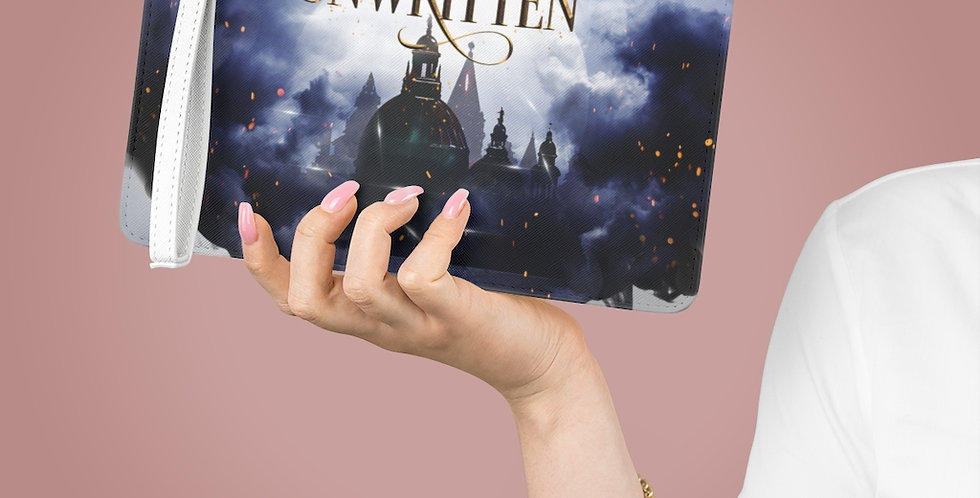 Clutch Bag - Unwritten - Authors Collection
