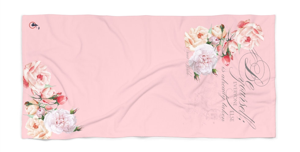 Beach Towel - Oh my Wilde - Ballet Collection