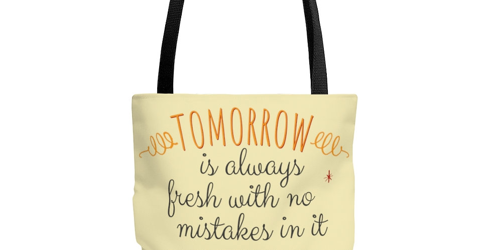 Tote Bag - Oh my Monrtgomery - Carrousel Collection