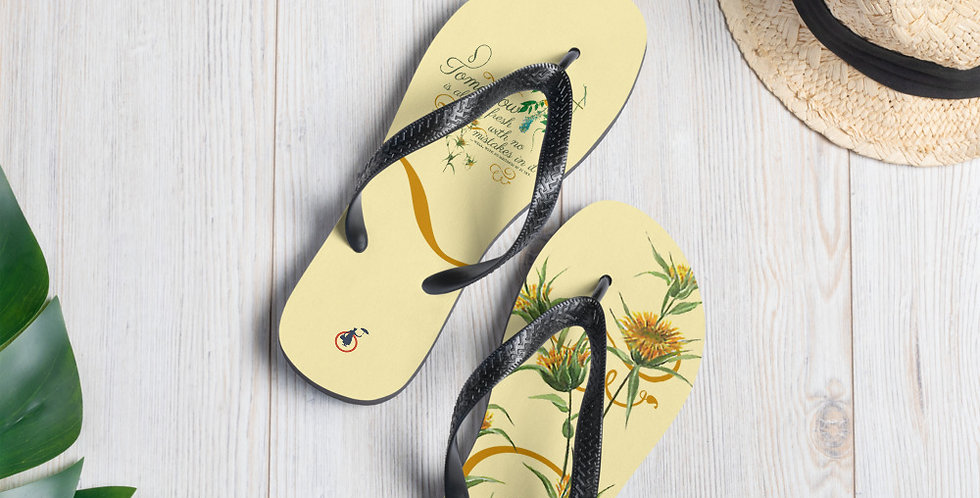 Flip-Flops - Oh my Montgomery - Cottage Collection