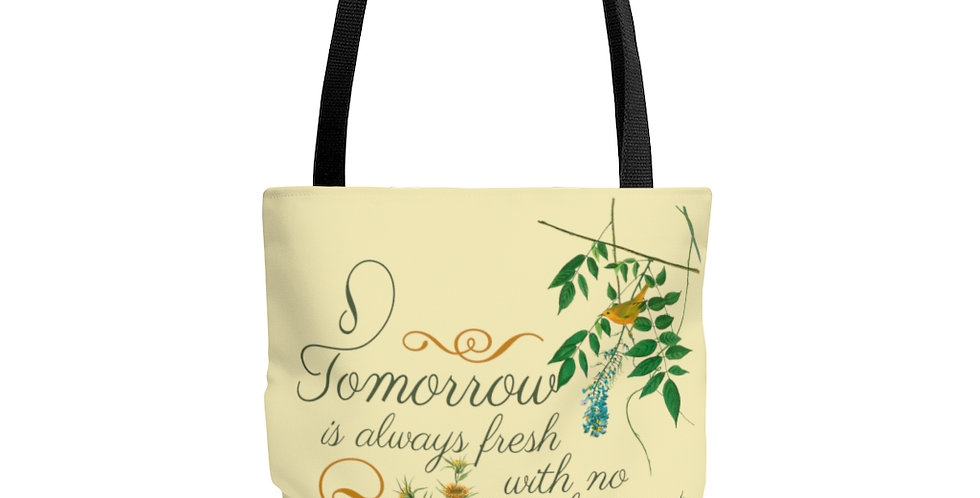 Tote Bag - Oh my Montgomery - Cottage Collection