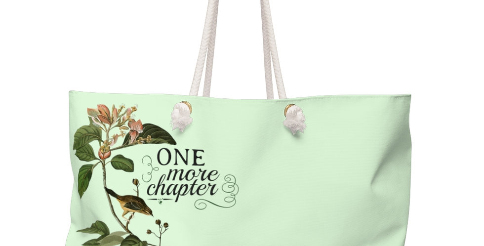 Weekender Bag - 1+CH - Cottage Collection