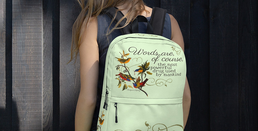 Backpack - Oh my Kipling - Cottage Collection