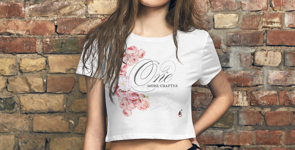 Crop Tee - 1+CH - Ballet Collection
