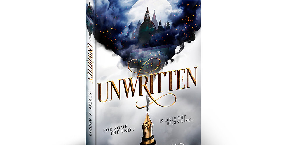 Book: Unwritten (The Zweeshen Chronicles)