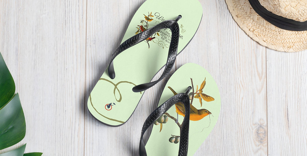 Flip-Flops - Oh my Kipling - Cottage Collection