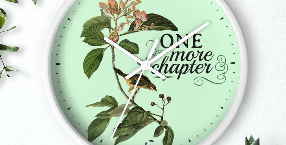 Wall clock - 1+CH - Cottage Collection