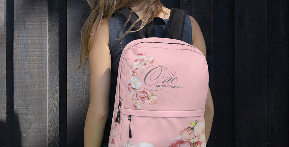 Backpack - 1+CH - Ballet Collection