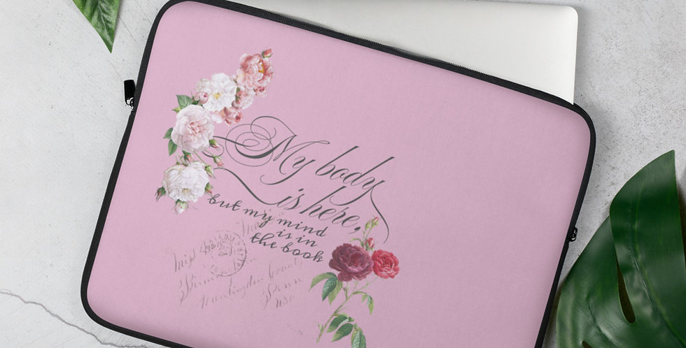 Laptop Sleeve - Mind & Body - Ballet Collection