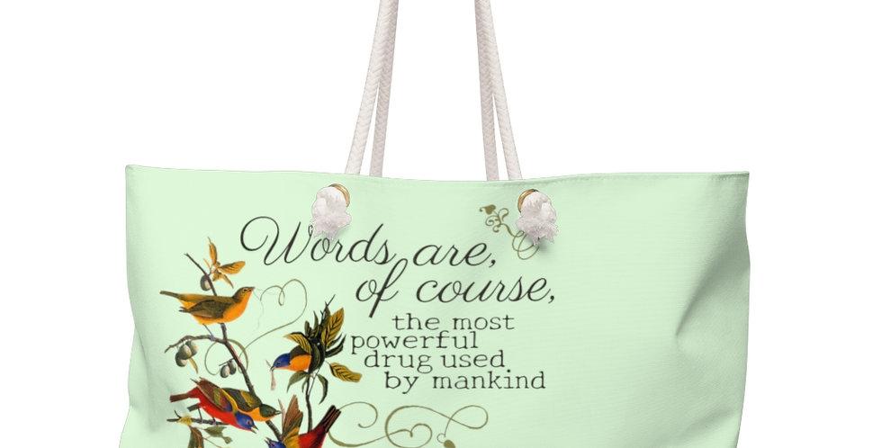 Weekender Bag - Oh my Kipling - Cottage Collection