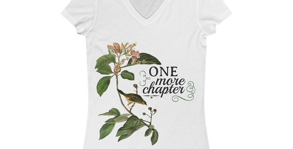 V-Neck Tee - 1+CH - Cottage Collection