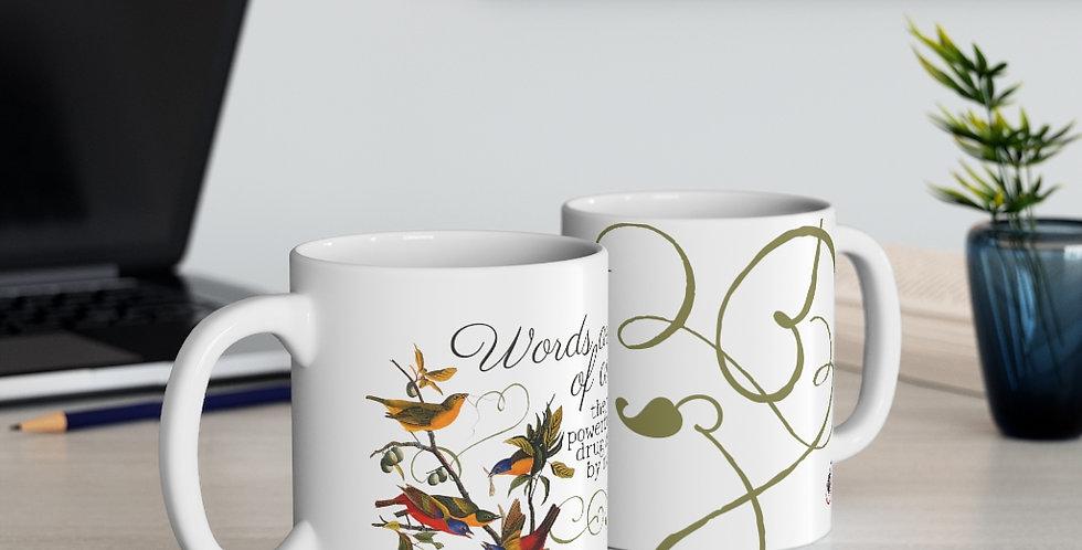 Mug - Oh my Kipling (White) - Cottage Collection