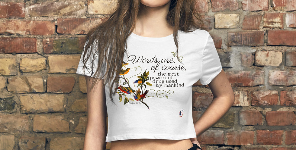 Stylish Crop Tee - Oh my Kipling - Cottage Collection