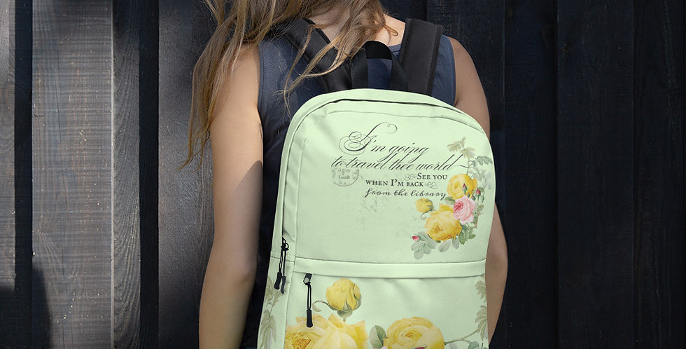 Backpack - Joyride - Ballet Collection