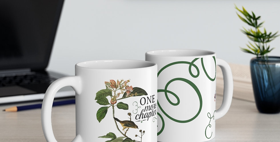 Mug - 1+CH (White) - Cottage Collection