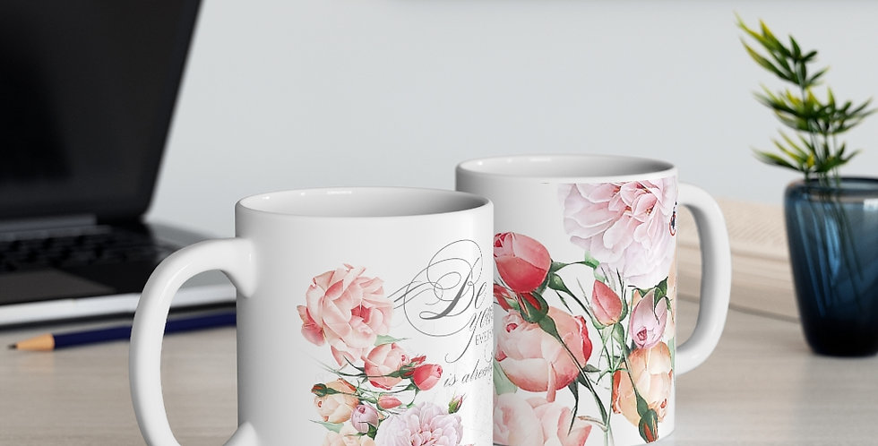Mug - Oh my Wilde (White) - Ballet Collection