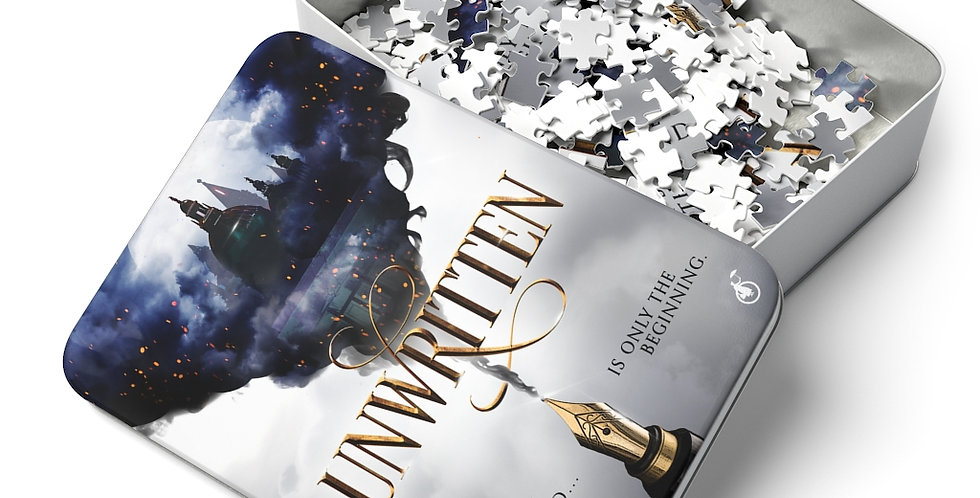 Puzzle - Unwritten - Authors Collection