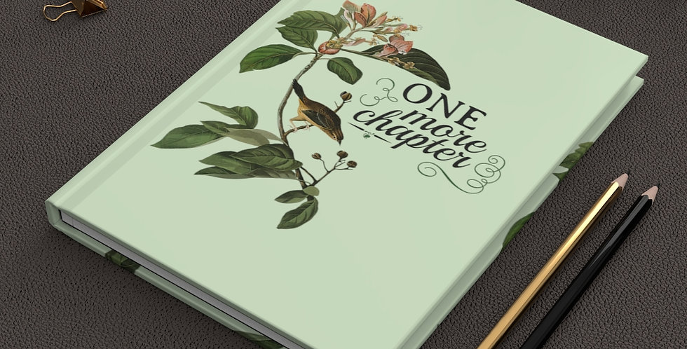 Hardcover Journal - 1+CH - Cottage Collection