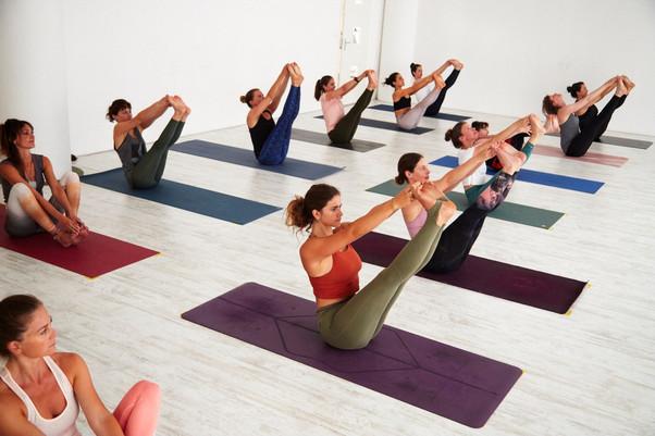 Ashtanga yoga class Amsterdam
