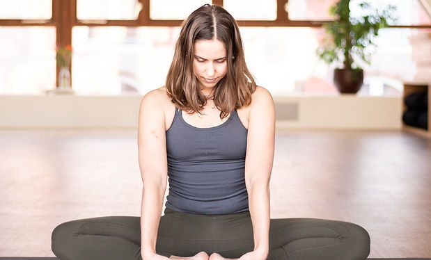 Beginners yoga private course