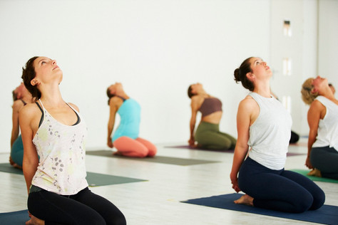 Group Mindfulness Meditation Class Amste