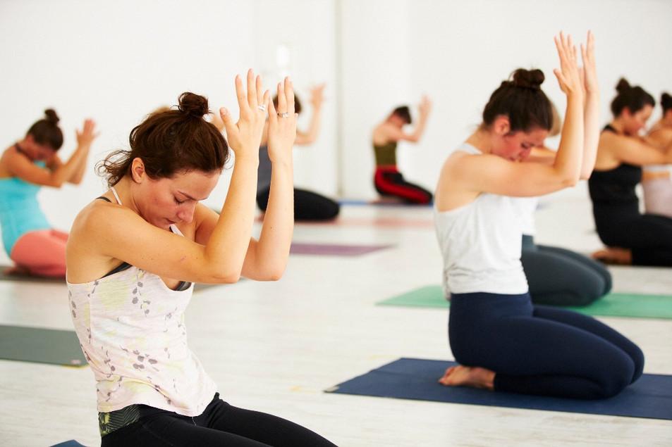 Yoga and Pranayama class Amsterdam