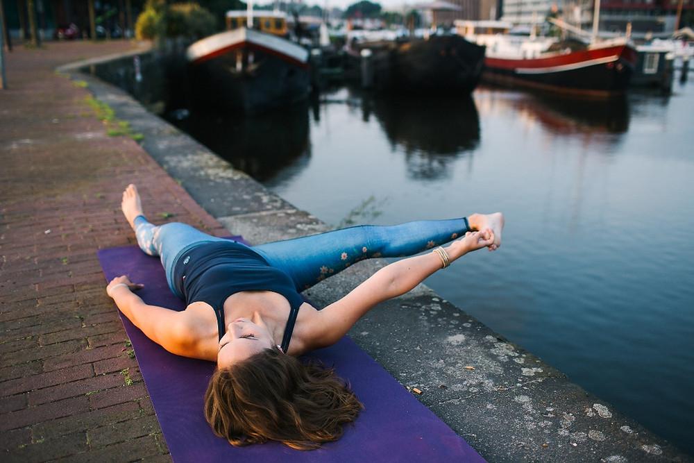 beginners yoga amsterdam