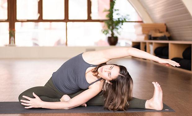 Beginners yoga workshop Amsterdam