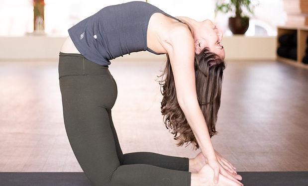 Backbend workshop yoga