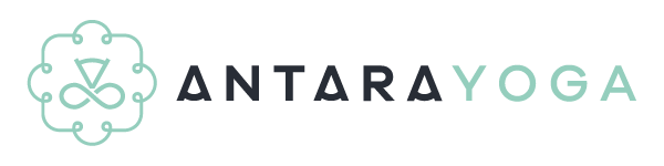 Antara Yoga logo for Yoga and Mindfulness classes and workshops