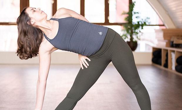 Yoga workshop in Amsterdam