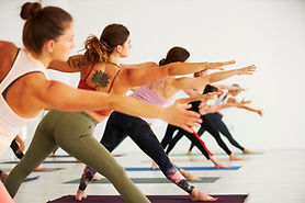 online group yoga class