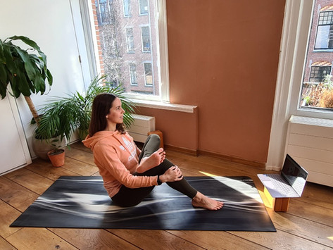 Why Should You Take an Online Private Yoga Class?