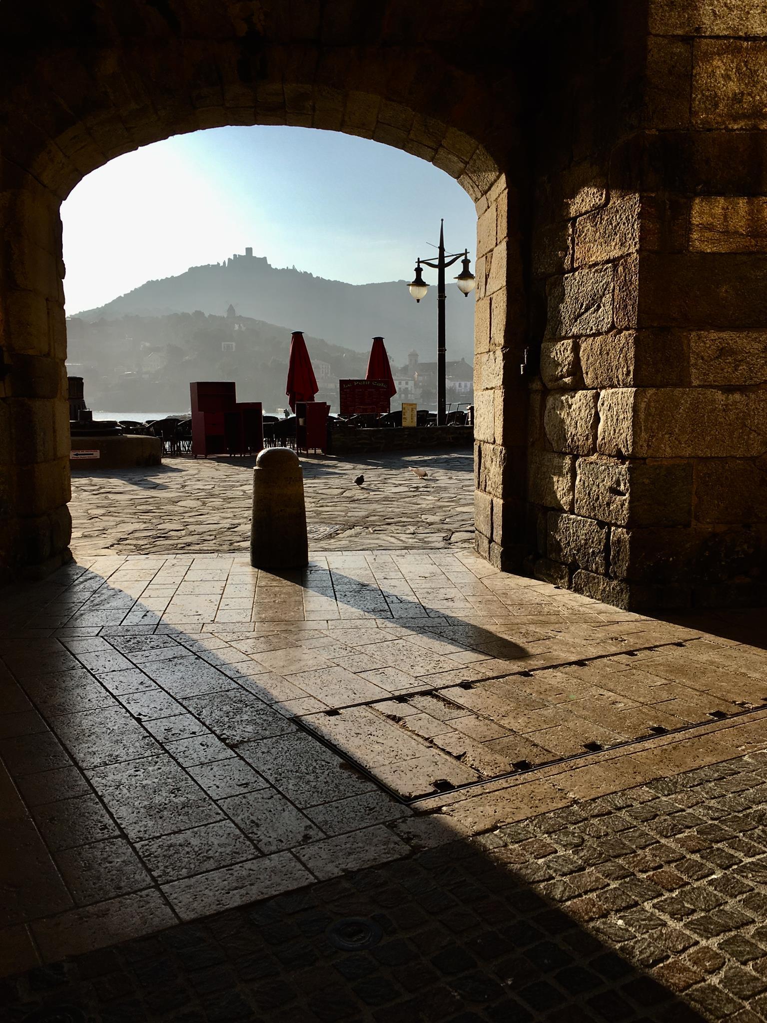 Collioure fort St Elme