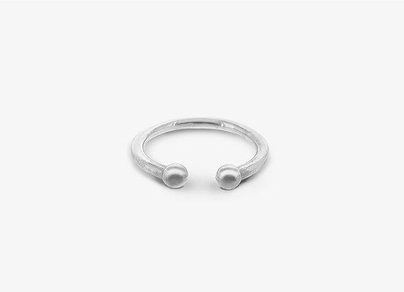 Anello piercing piccolo - Small piercing ring - Mama Schwaz Milano