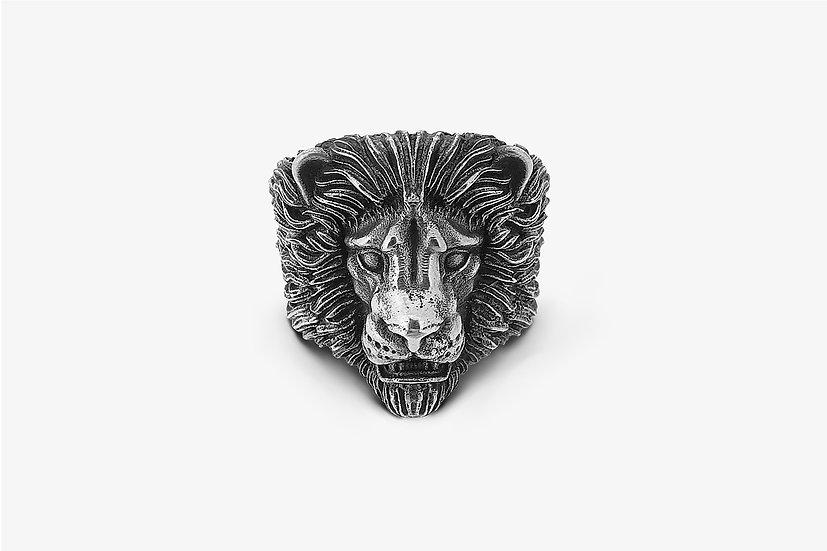 Anello Leone - Lion Ring - Mama Schwaz shop online Milano