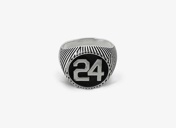 Anello Rigato Personalizzato - Stripes Custom Ring - Mama Schwaz shop online Milano